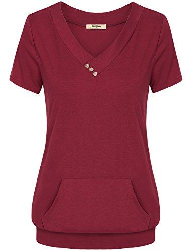Timeson Womens Lightweight T Shirt Kangaroo product image