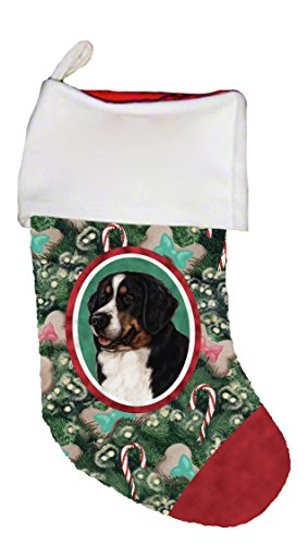 Bernese Mountain Dog - Best of Breed Dog Breed Christmas Stocking -  95051