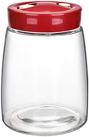 1.4 Litre Fermentation Jar with Air-Release Valve