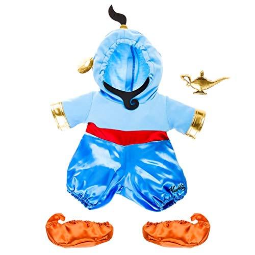 Build A Bear Workshop Disney Aladdin Genie Costume 4 pc. ()