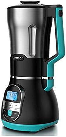 Daewoo DSB-810 - Batidora de vaso y calentador (1,2 l, 1.350 W), color azul: Amazon.es: Hogar