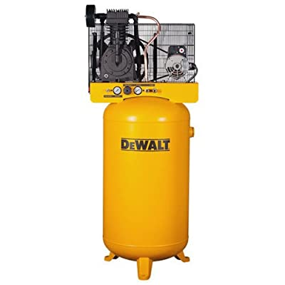 DeWalt DXCMV5048055 Two-Stage Cast Iron Industrial Air Compressor, 80-Gallon by MAT Outdoor Power Equipment