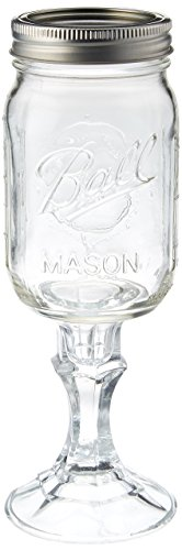 Carson Home Accents 22222 Not Not Available The The Original RedNek Wine Glass 16 Oz, 16 ounce, Clear]()