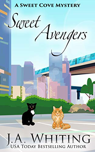Sweet Avengers (A Sweet Cove Mystery Book 18) by [Whiting, J A]