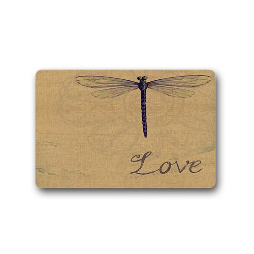 Dragonfly Doormats Kritters In The Mailbox Dragonfly
