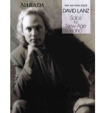 David Lanz - Solos for New Age Piano (Paperback) - Common
