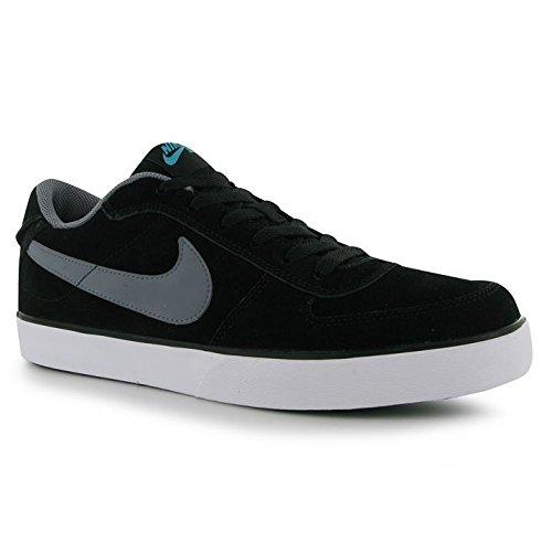 para Hombre SB Maverick Zapatos de Nike para Patines Cordones Zapatillas de Fashion Casual Protectores de Calcetines para, Color Negro, ...