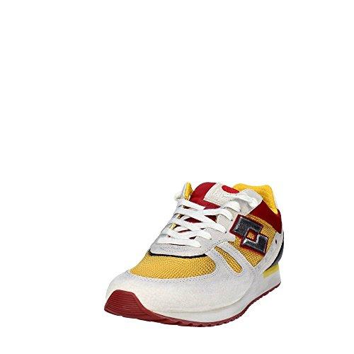 Giallo Lotto Shibuya Sneakers Ocra 42 Grigio S8837 Sxnax