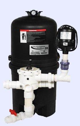 8000 gallon pond filter - 5