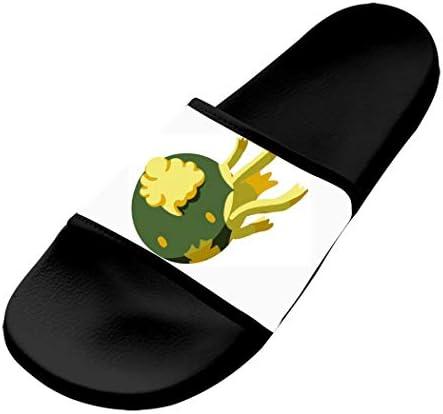 Mens Slipper 女性と男性 滑り止め寝室スリッパ E-Evee 45 イーブイ 軽量 おしゃれ 多用途掛けサンダル 屋内および屋外での使用 男女兼用
