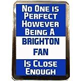 Brighton & Hove Albion F.C - No One is Perfect Fridge Magnet