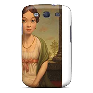 Excellent Design Proper Eff You Phone Case For Galaxy S3 Premium Tpu Case