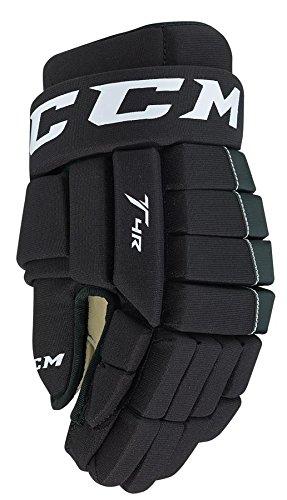 CCM Tacks 4Roll Hg4iii Youth Hockey Gloves Black 8