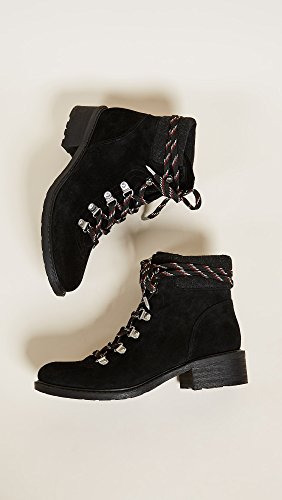 Darrah Fashion Women's Sam Black Grey Phantom Boot Edelman RqtqnxrTE