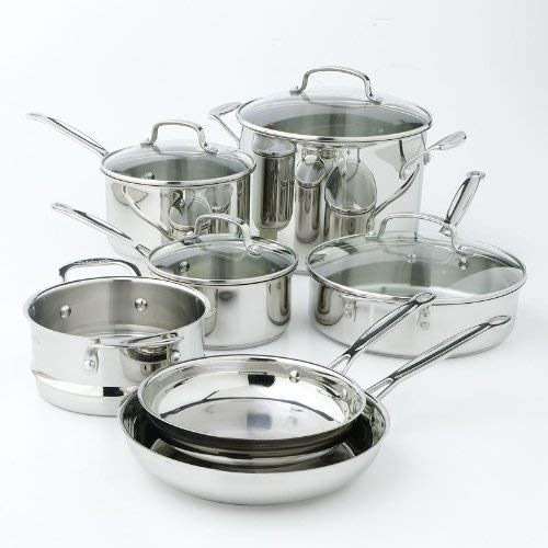 Buy stainless steel cookware set reviews