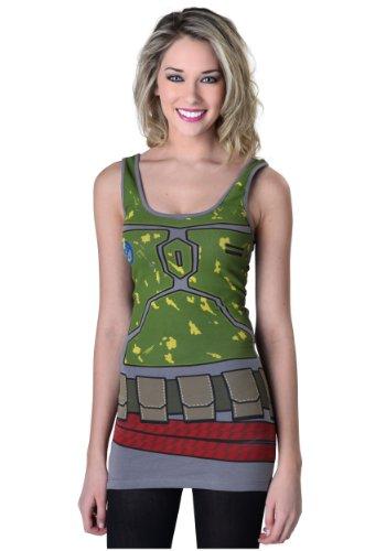 Women's Star Wars Boba Tunic Tank