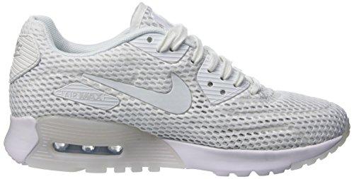 Bianco white Ginnastica Max Ultra Nike 90 Br Platinum Scarpe Da pure W Donna Air Platinum pure 8wEqPv