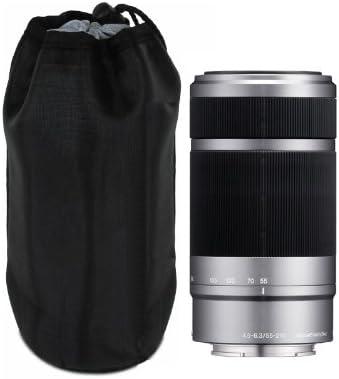 Lens Pouch Olympus M.ZUIKO Digital ED 75-300mm f//4.8-6.7 II 7.0 Prototypical Neoprene Lens Case