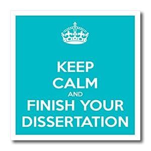 Finish your dissertation