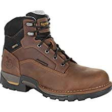 Georgia Boot Eagle One Waterproof Work Boot Brown