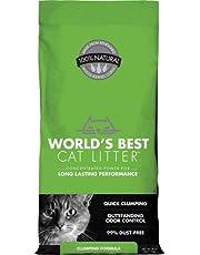 World's Best Cat Litter 391032 Clumping Litter Formula, 28 Pound