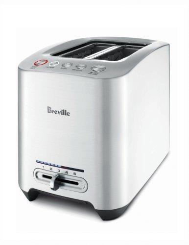 Breville BTA820XL Die-Cast 2-Slice Smart Toaster by (Breville Two Slice Toaster)