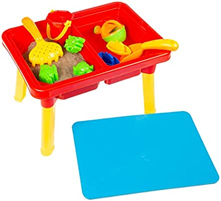 Stand /& Activity Sets Kids Exploring Sensory Play Water /& Sand Trays
