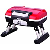 Cuisinart CGG-180 Petit Gourmet Portable Tabletop Gas Grill (Red)