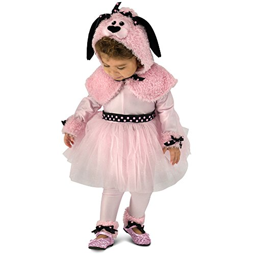 Princess Paradise Princess Poodle Costume, Extra