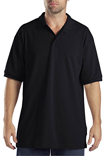 dickies-drop-ship-adult-short-sleeve-performance-polo-4xl-black
