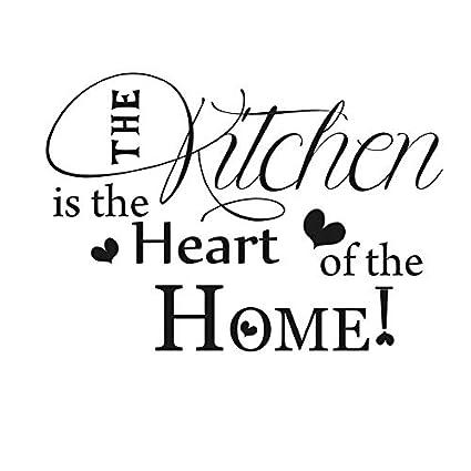 Stencil Per Cucina Moderna.Cucina E Il Cuore Della Casa Riutilizzabile Stencil A3 A4 A5