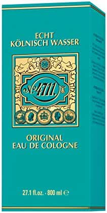 4711 by Muelhens Eau de Cologne 27.1 Fl Oz