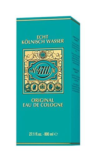 4711 By Muelhens for Men Eau de Cologne Splash, 27 Ounce (4711 Perfume)