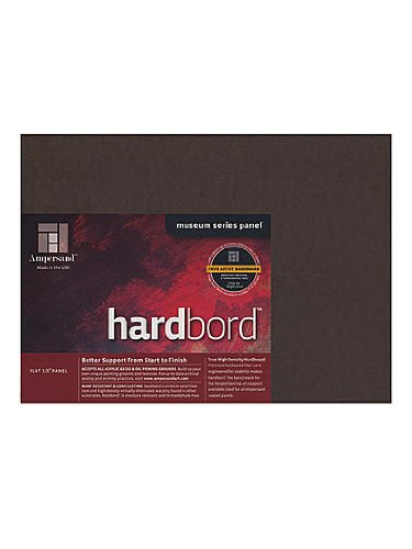 Ampersand Hardbord 16 in. x 20 in. each [PACK OF 3 ] by Ampersand