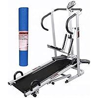 Lifeline B1741MTVYM4 Treadmill Combo (Multicolour)
