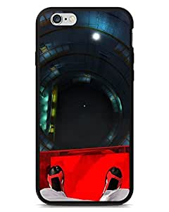 iPhone 5/5s Case,PC Hard Shell Transparent Cover Case for iPhone 5/5s Mirror's edge big depth 7344113ZJ959499643I5S Team Fortress Game Case's Shop