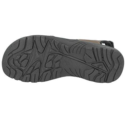 Brown Gladiatore Ragazzi Lt Donna Foster Footwear Uomo xTvnBf4q