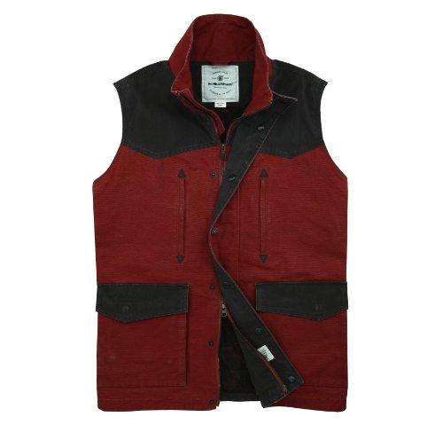 (Smith & Wesson Men's Range Vest, Size Medium - Heat)