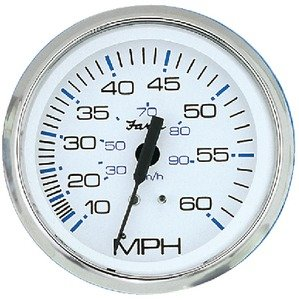 - Faria Chesapeake Gauge - 7000 RPM Tachometer W/System Check Indicator - 33850