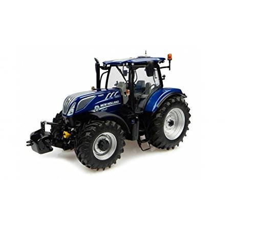 die cast new holland tractor - 2