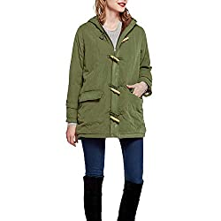Hyiri Factory Sale Womens Jacket Hooded Cotton Coat Parka Thicker Outwear