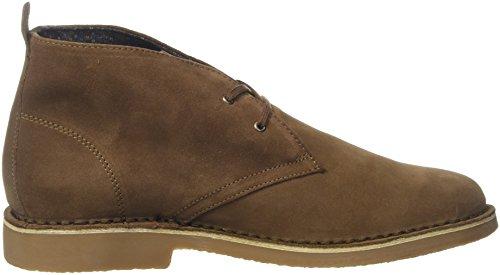 U.S.POLO ASSN. Herren Amadeus13 Suede Desert Boots Beige (Taupe)