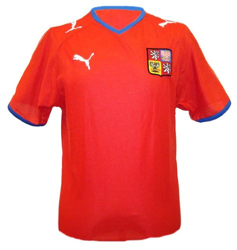 PUMA Czech Republic Home Jersey product image