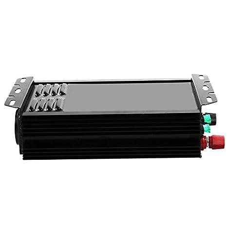 ZREAL Transformateur de Tension /à Onde sinuso/ïdale modifi/ée 600W 12V-230V V/éhicule Onduleur Convertisseur