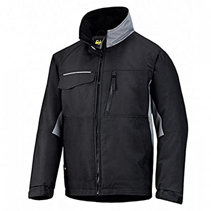 Snickers Mens Premium Craftsmans Winter Workwear Jacket