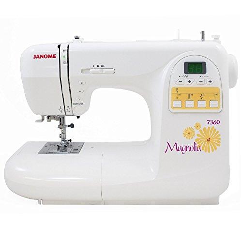 janome sewing machine 7330 - 4