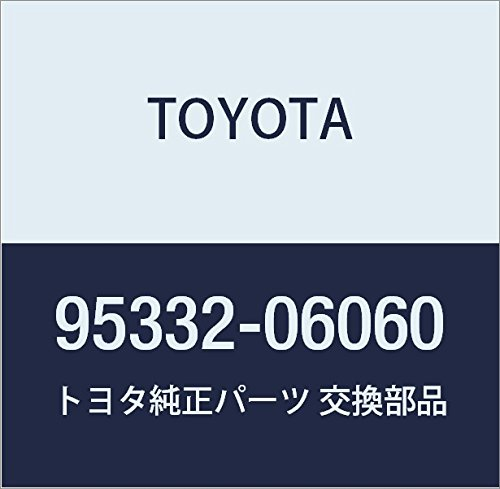 Toyota 95332-06060 Fuel Hose