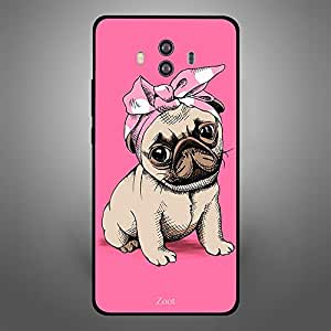 Huawei Mate 10 cute puppy