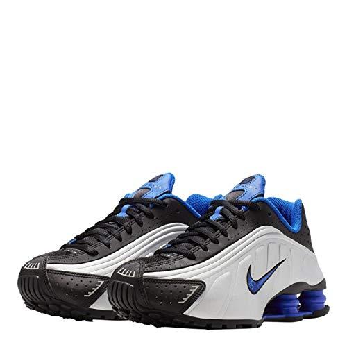 Nike Shox R4 (GS) Black/Racer Blue [BQ4000-002] US 6 Youth