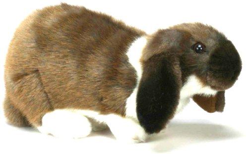"HANSA Plush 10"" Lop-Earred Rabbit"